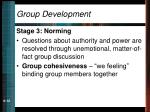 group development12