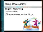 group development14
