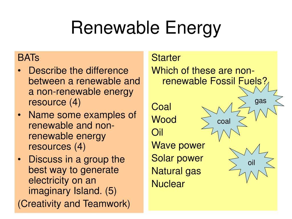 renewable energy l.