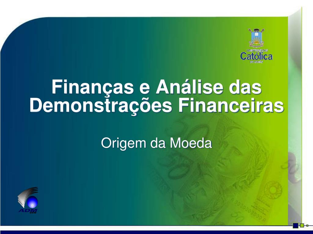 finan as e an lise das demonstra es financeiras l.