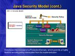 java security model cont38