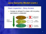 java security model cont43
