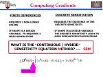 computing gradients6