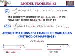 model problem 219
