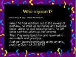 who rejoiced22