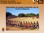 minist rio da justi a funda o nacional do ndio13