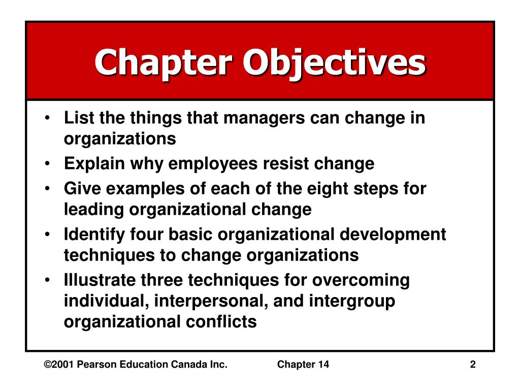 explain steps in organizational changes process Organization development  preparing members to align with changes and to break stereotypes  lewin's description of the process of change involves three steps:.