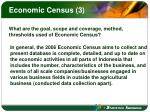 economic census 3
