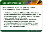 economic census 4