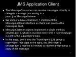 jms application client17