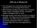 jms as a resource4