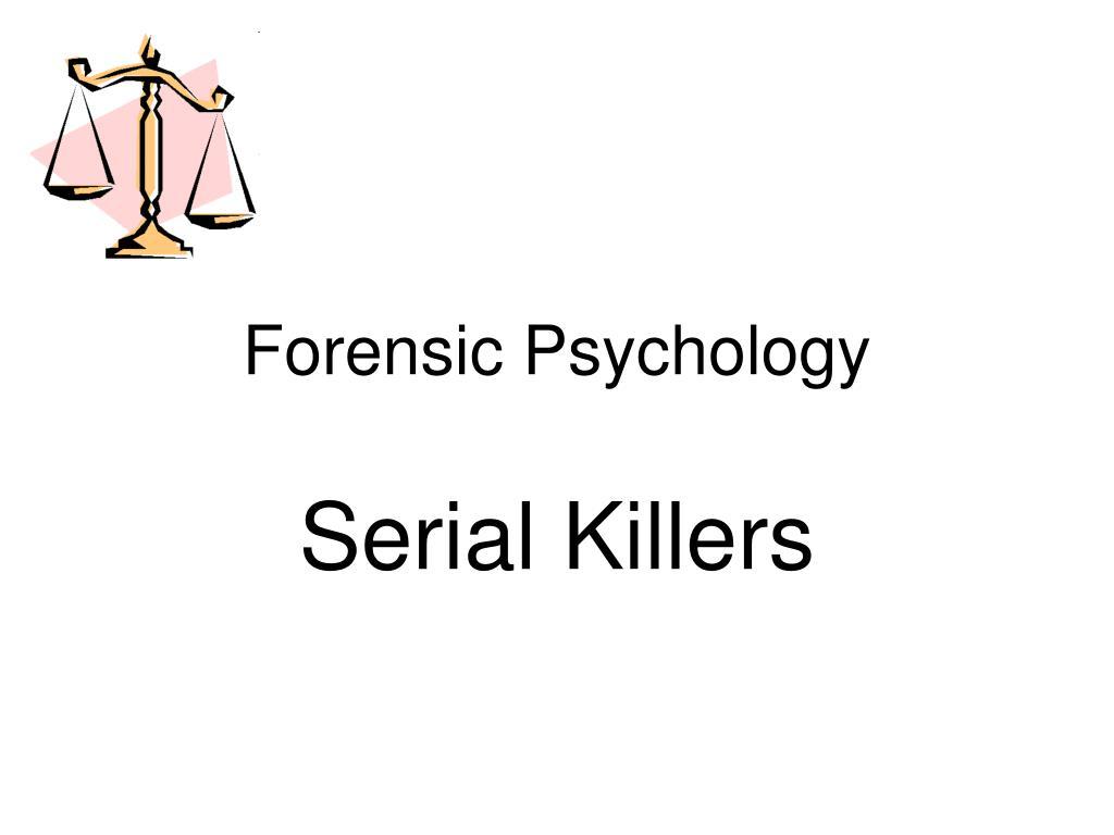 forensic psychology l.