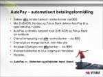 autopay automatisert betalingsformidling5