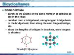 bicycloalkanes23