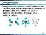 conformations27