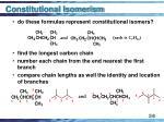 constitutional isomerism8