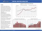 retail sector analysis