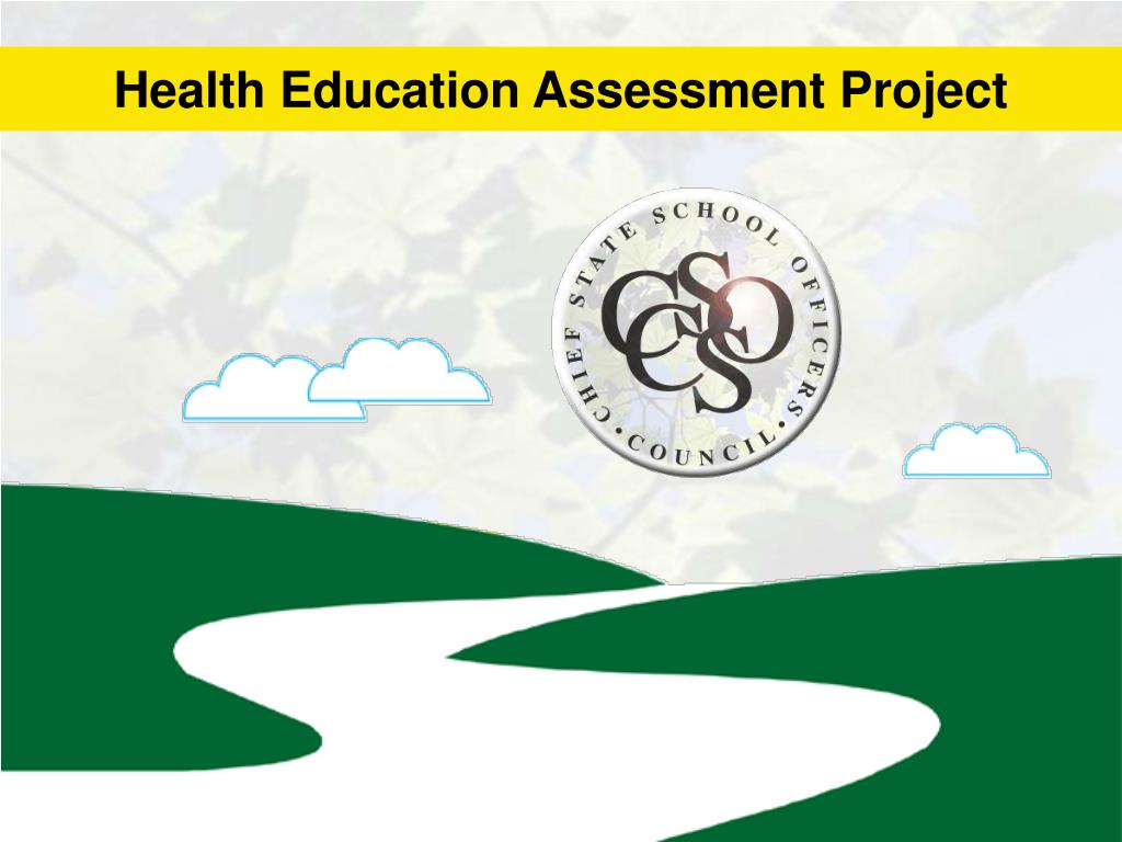 health education assessment project l.