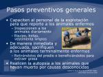 pasos preventivos generales13
