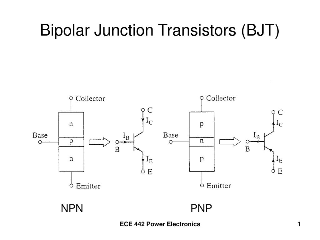 bipolar junction transistors bjt l.