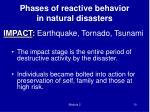 impact earthquake tornado tsunami