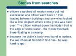 stories from searches