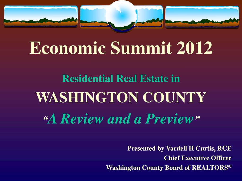 economic summit 2012 l.