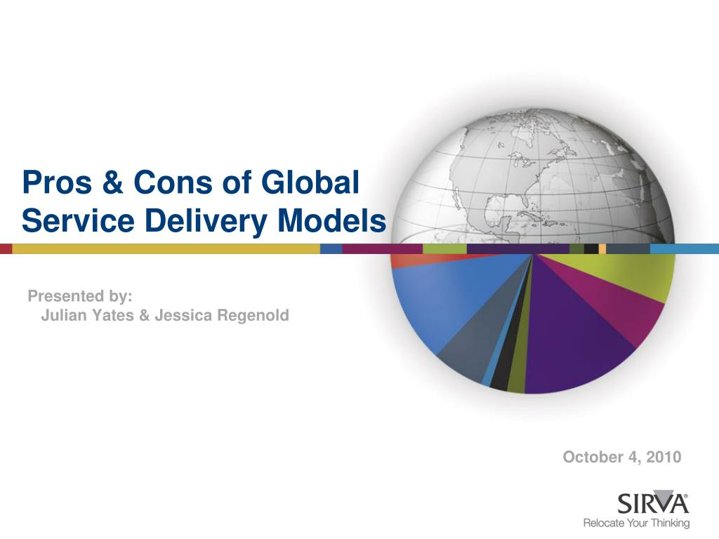 pros cons of global service delivery models l.
