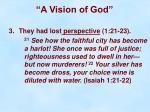 a vision of god10