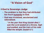 a vision of god17