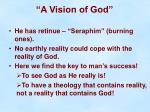 a vision of god20