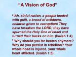 a vision of god5