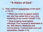 a vision of god7