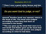 revelation 20 11 153