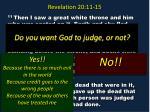 revelation 20 11 155