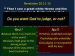 revelation 20 11 159