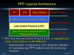 ppp layered architecture9