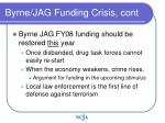 byrne jag funding crisis cont23