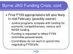 byrne jag funding crisis cont26