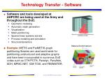 technology transfer software