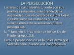 la persecuci n7