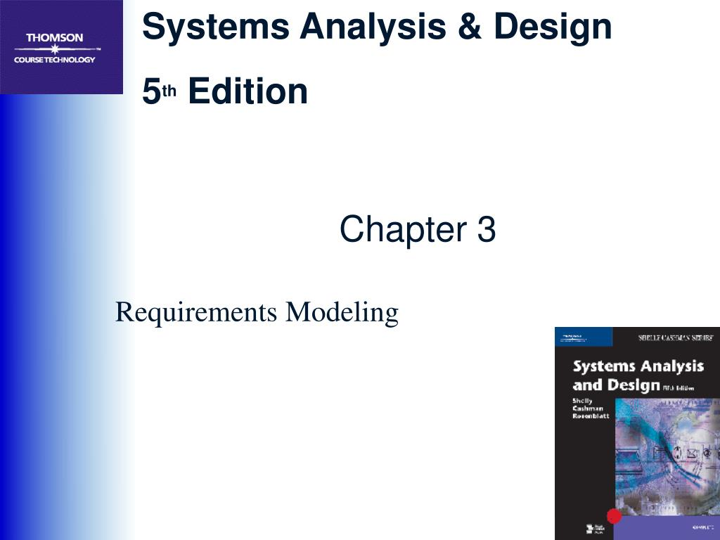 requirements modeling l.