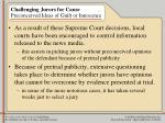 challenging jurors for cause preconceived ideas of guilt or innocence22