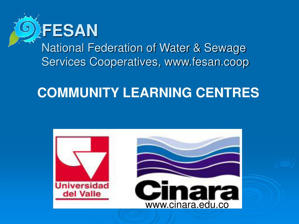 national federation of water sewage services cooperatives www fesan coop l.