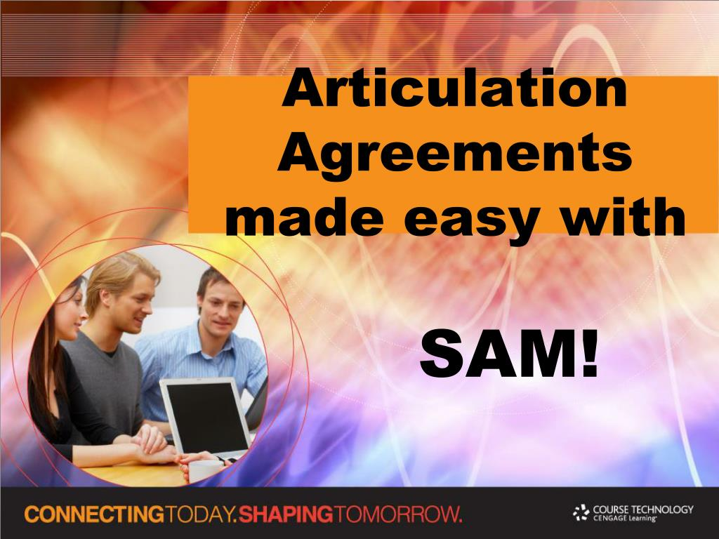 articulation agreements made easy with l.