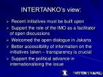 intertanko s view