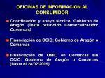oficinas de informacion al consumidor18