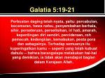 galatia 5 19 21