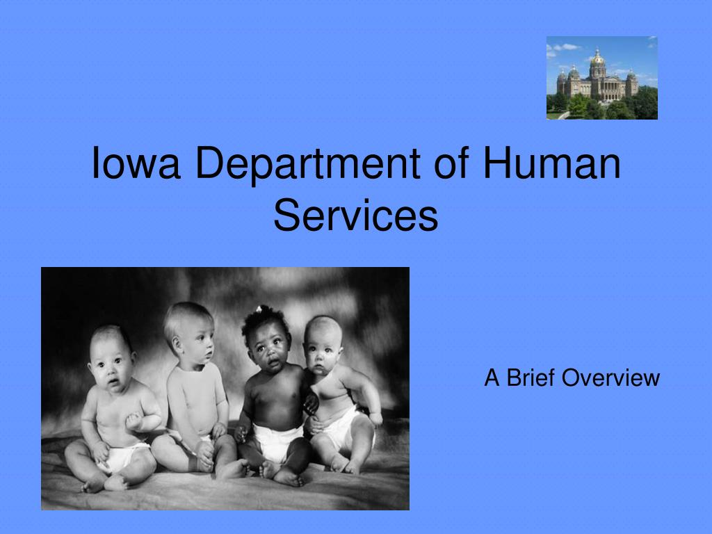 iowa department of human services l.