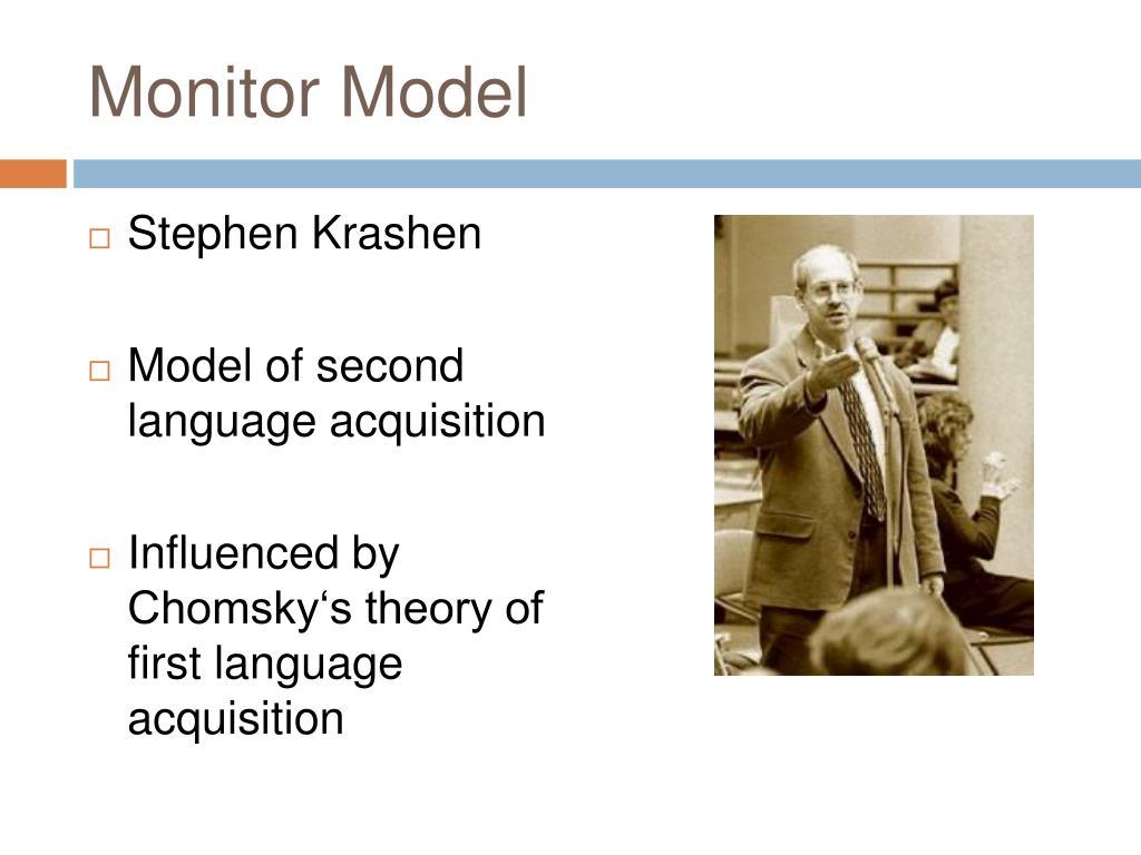Monitor Model